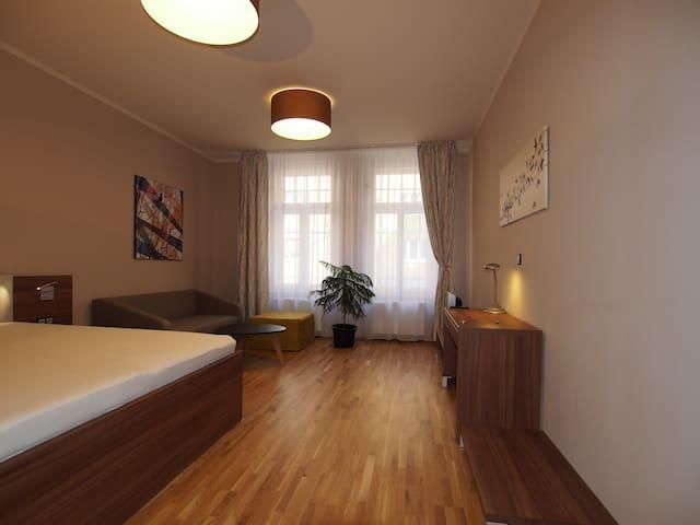 Apartmánový byt v centru města - Opava