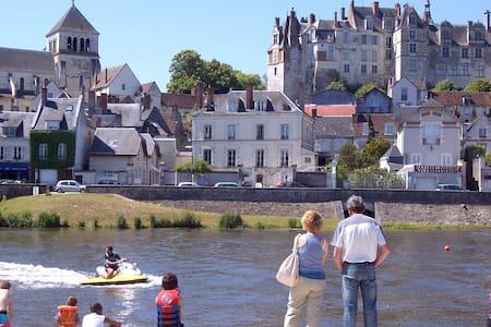 4 star historic country house. - Saint-Aignan-sur-Cher - Hus