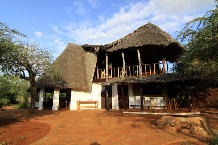 Ndovu House, Tsavo Conservancy