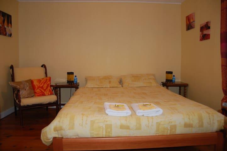 Chambre Sabot de Vénus 2 Personnes - Lanne-en-Barétous - Bed & Breakfast