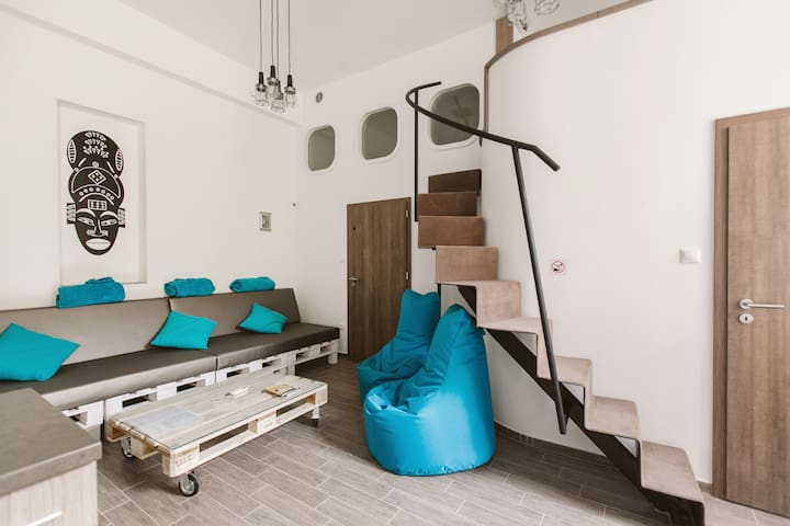 Brand new flat(M1) in the downtown NOpartyNOnoise
