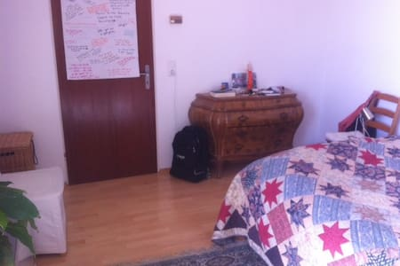 30min to Wiesn - beautiful bed - München - Apartment