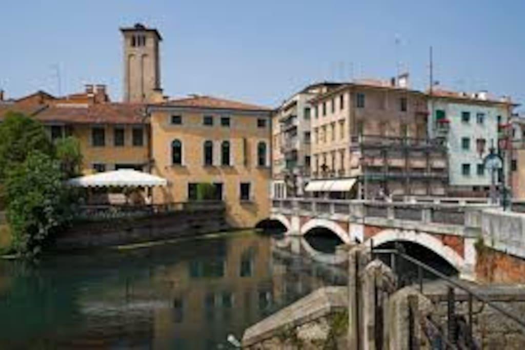 Treviso centralissimo a pochi minuti da venezia for Appartamenti in affitto treviso non arredati