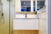 Beautiful separate private 1B suite