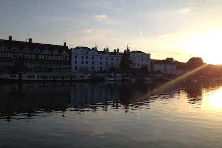 Perfect Pad on the River - Henley-on-Thames - Apartment