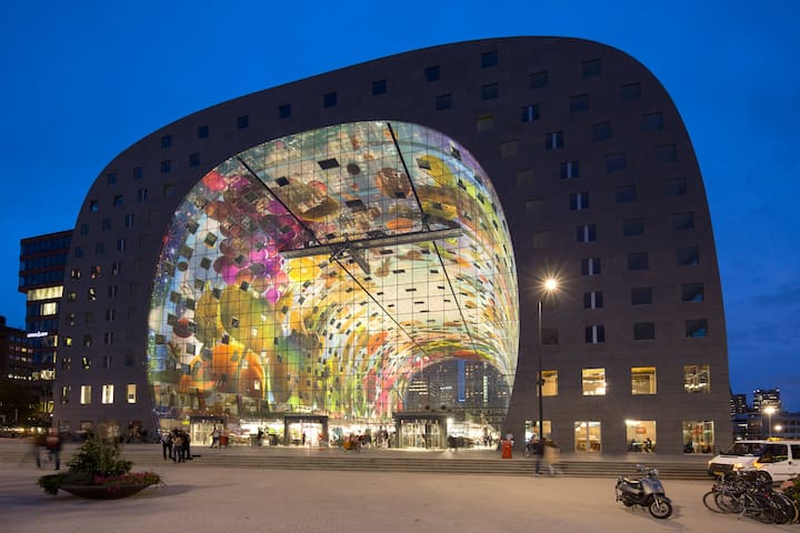 The Market Hall Penthouse - Rotterdam - Condominio