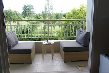 Luxury apartment with great view - Wohnung