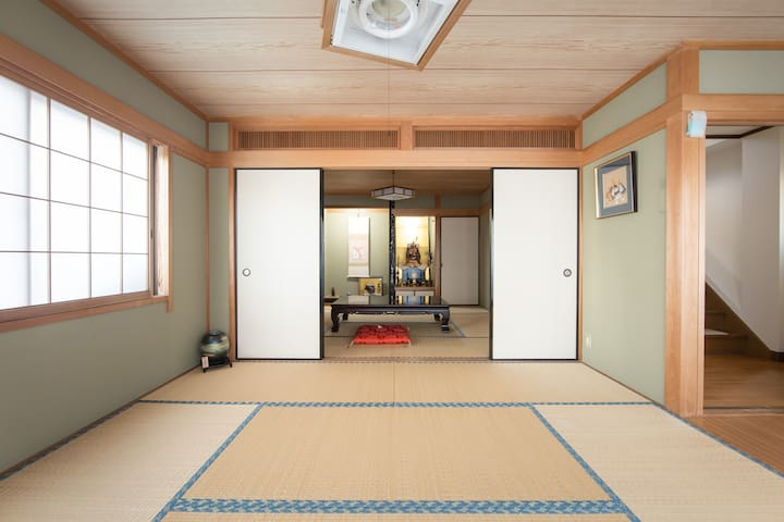 Good Located Kyoto! up to 16ppl!!! +Wifi #NM1