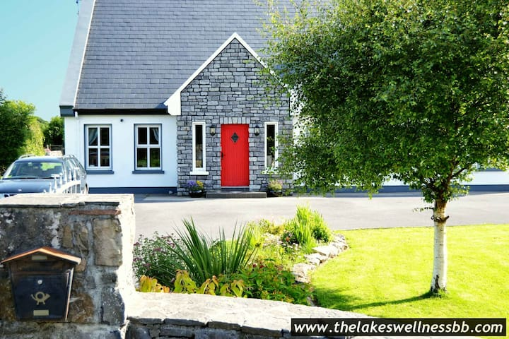 The Lakes Wellness B&B Partry, Mayo - Partry