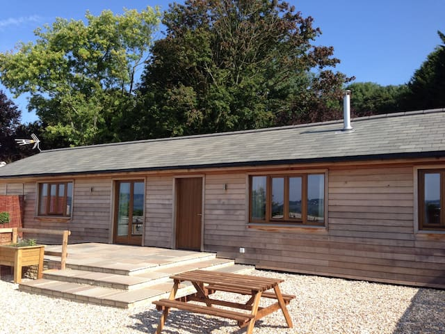 Luxury lodge Nr Bath - all 1 level - Corsham - Ház