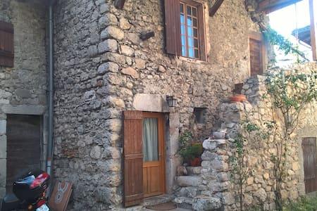 my cool place near Grenoble - La Terrasse - 独立屋