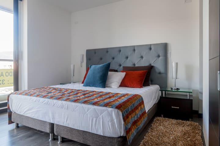 Beautiful and luxurious apartament