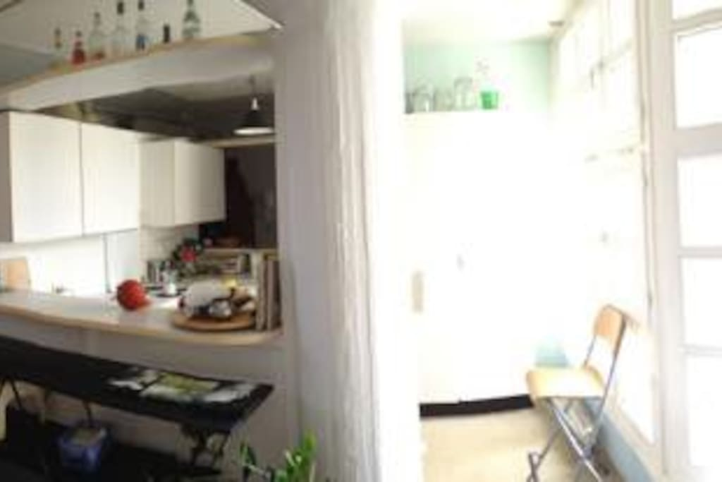 Panoramic of our home