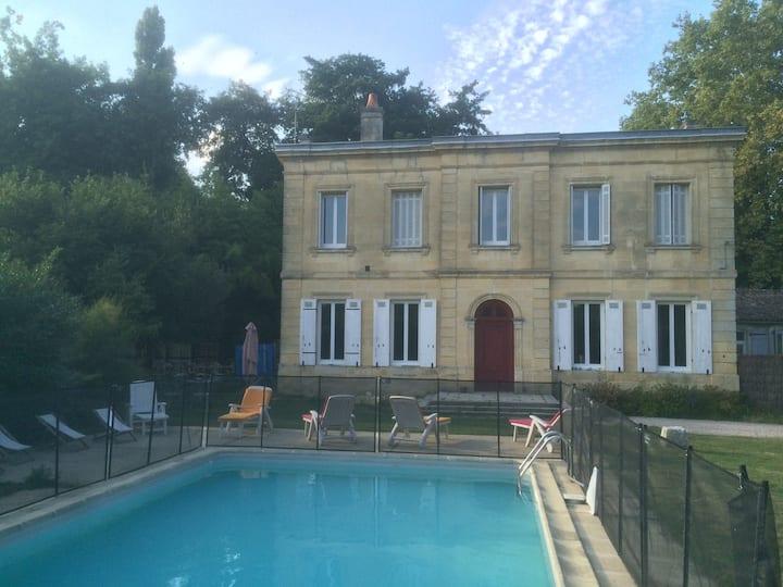Gite du Château La Blancherie
