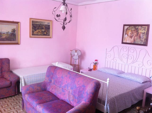 Appartment Low Cost in Abruzzo - Villa Selciaroli - บ้าน