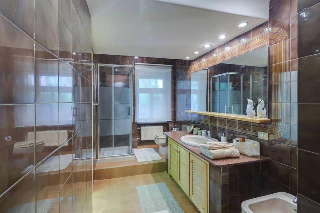 Bagno privato interno