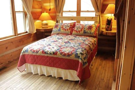 Earthshine - Lodge - Walnut Cove (full) - Lake Toxaway - Bed & Breakfast