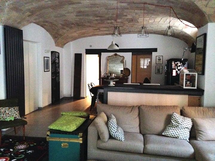 Design loft apartment Rome Center /free breakfast