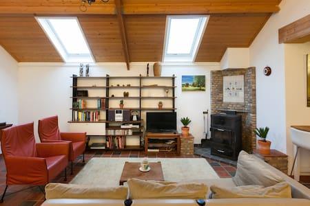 Rustig gelegen bungalow met prachtig uitzicht - Loerbeek