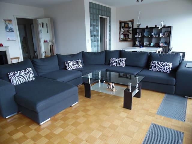 Fabulous luminous apartement - Watermael-Boitsfort - Apartment