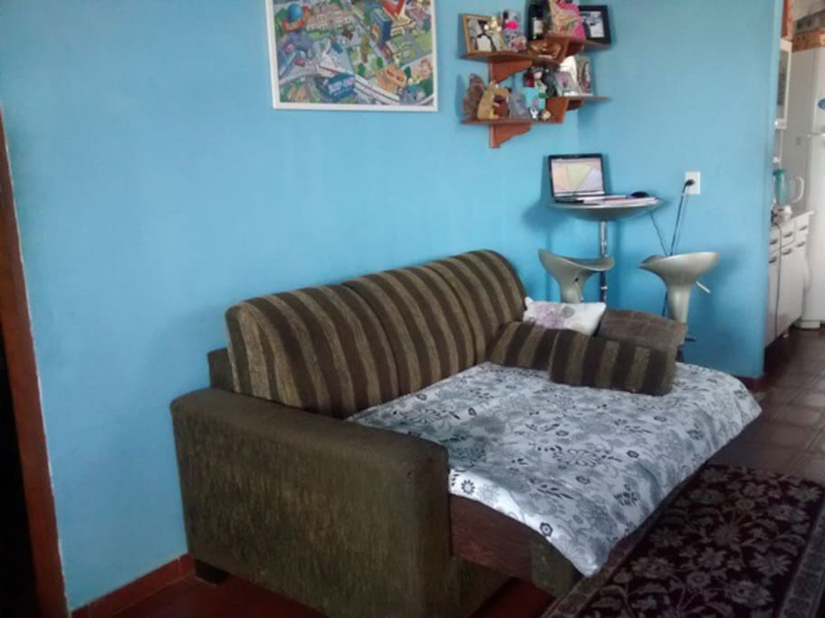 Living Room - Single Room - Sleeps 1 - Manaus