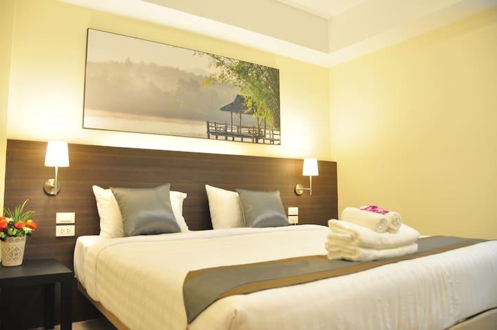 ห้องดีลักซ์ / เดอะบลูม  - Bangkok