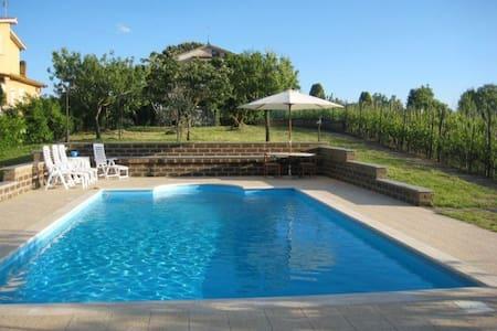 Guest House, VillaPerEli, Vasanello. - Vasanello - 小平房