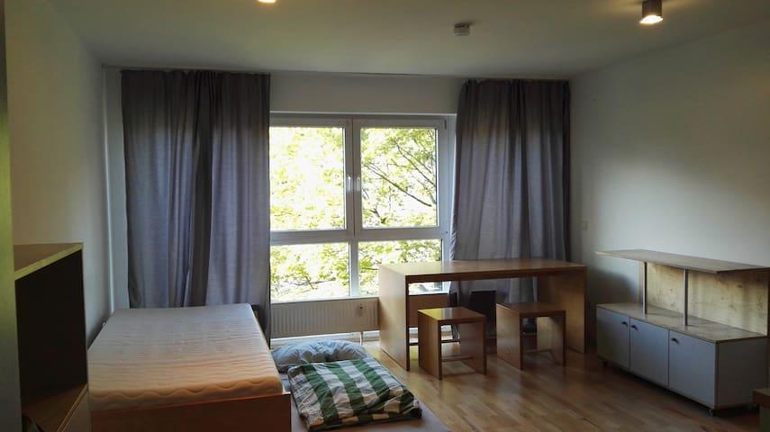 1 Room OKTOBERFEST apartment - Münih - Ev