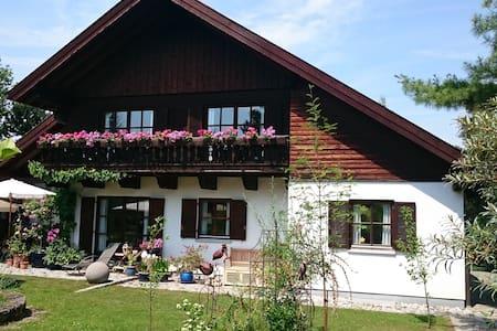 Apartment HAUS MERLIN / Böckelsberg - Weimar - Leilighet