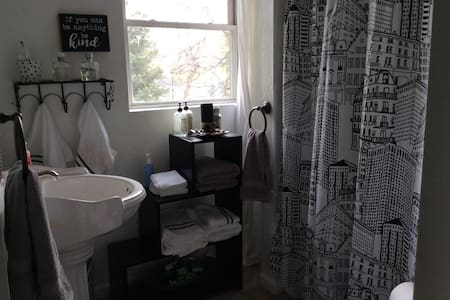 a room in historic neighborhood - Sioux Falls