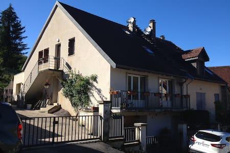 Appart 110 M2 duplex tout confort - Vernantois - Apartment