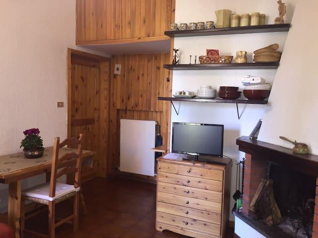 Deliziosa mansarda a Pescocostanzo - Pescocostanzo - Wohnung