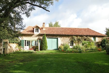 Green Lodge in the heart of Périgord - Manzac-sur-Vern - Casa