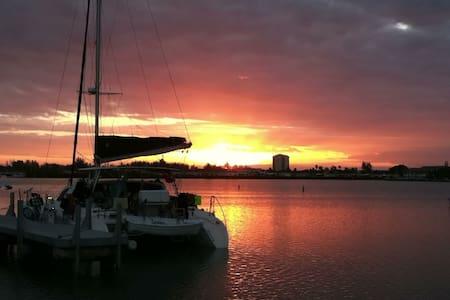 Florida Keys Boat Marathon SF - マラトン - ボート
