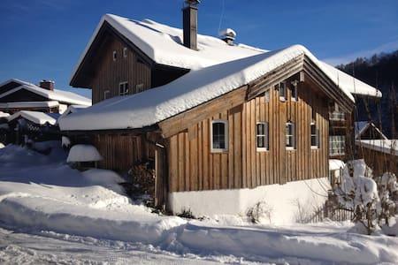 Holzhaus, 1-2 Zimmer im grünen Tal - Teisendorf / Achthal