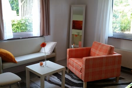 Independent apartment, cozy & calm, near Stuttgart - Ludwigsburg - Apartamento