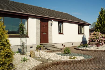 Comfy house with open outlook in peaceful village - Hightae - Bungalow