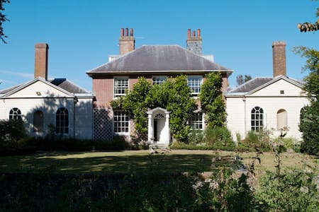 Apartment in historic country house - Ringmer