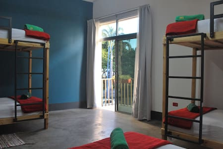 Room type: Shared room Property type: Bed & Breakfast Accommodates: 1 Bedrooms: 1 Bathrooms: 0