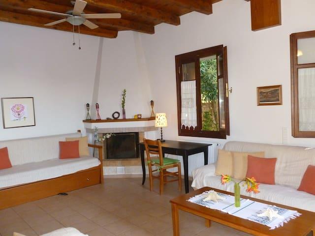 Stylish  traditional LOTUS villa - Rethimnon - Casa