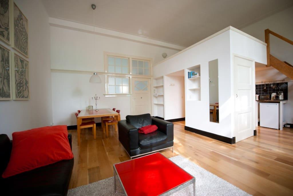 Interior apartment 4