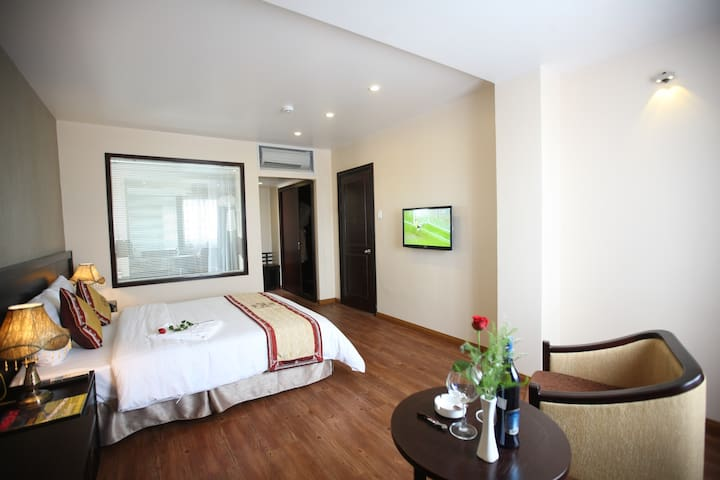Business Superior Street View - Hai Phong - Bed & Breakfast