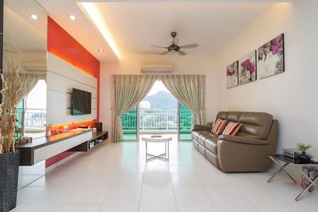 3R2BLeisureCondo nearby SPICE ARENA-AIRPORT@PENANG