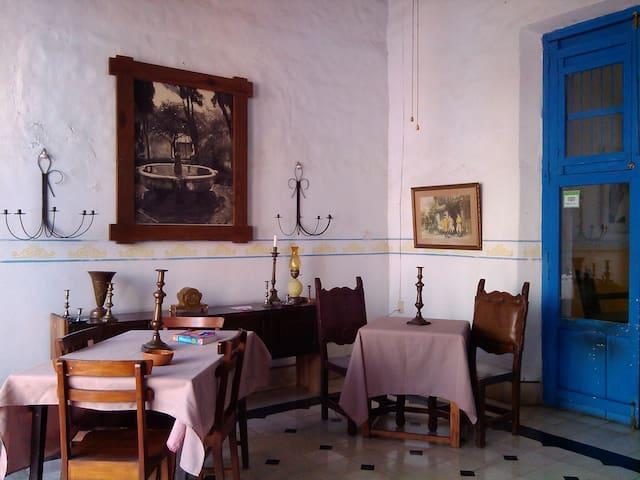 CASA LAS ARECAS koo ben room - Mérida - Bed & Breakfast