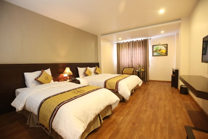 Family Deluxe - Hai Phong - Bed & Breakfast