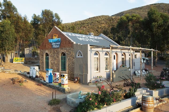 The Karoo Moon Motel-Vintage & Cool - Barrydale - Altres