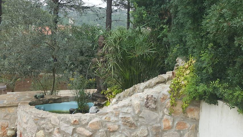 Casa de montaña cerca de Gandia - Simat de la Valldigna - Lägenhet