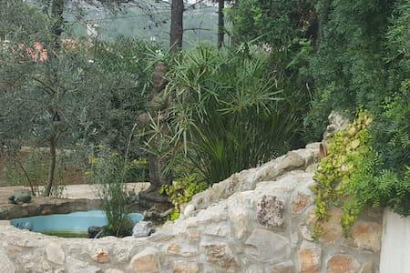 Casa de montaña cerca de Gandia - Simat de la Valldigna - Διαμέρισμα
