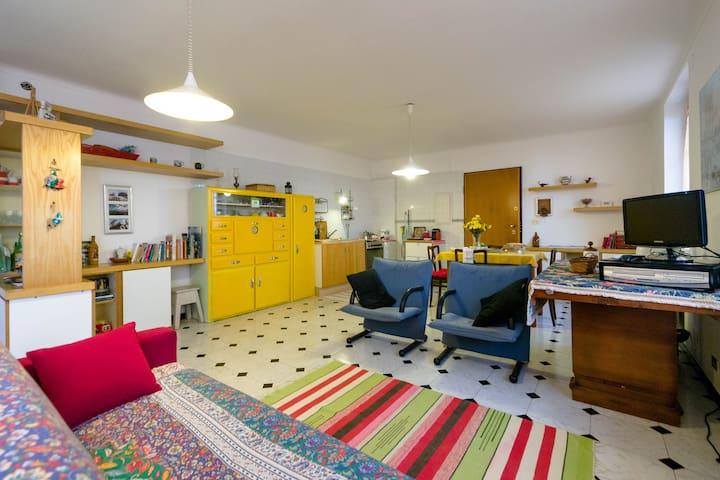 A Magiun-appartamento indipendente