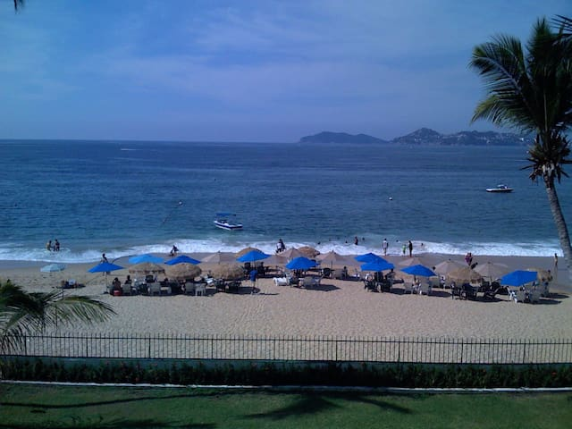 OceanFront Condo - Acapulco - Wohnung